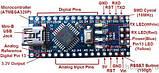 Arduino Nano 3.0 плата, фото 2