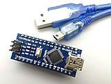 Arduino Nano 3.0 плата, фото 6