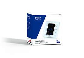 Термостат электрического отопления Z-Wave настенный Z-Wave Selection — ZWSEHT