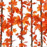 Осенняя оранжевая  лиана клён искусственная 14 метров 3M9, фото 10
