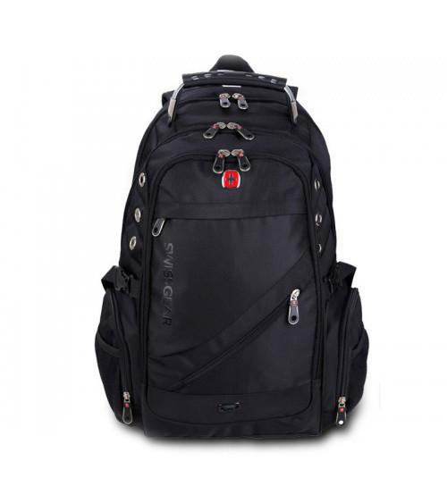 Городской рюкзак Swissgear 1418 + дождевик