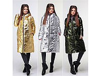 Стильное двустороннее женское пальто, фото 1