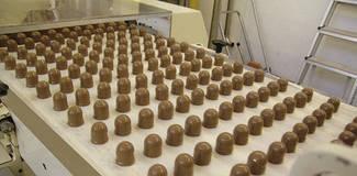 Транспортерні харчові стрічки Habasit для кондитерського виробництва