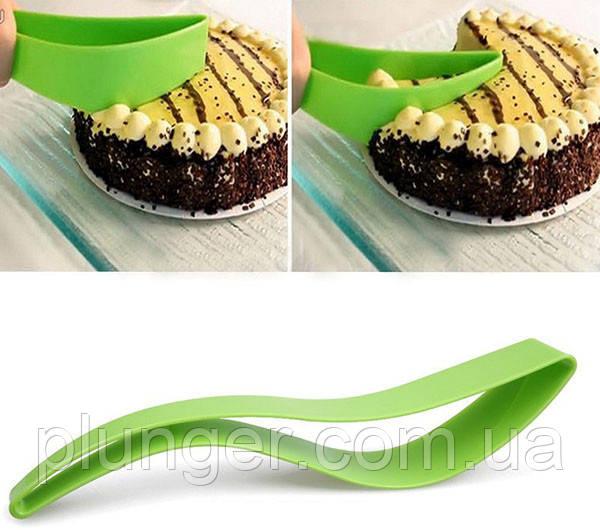 Перо для нарізки торта