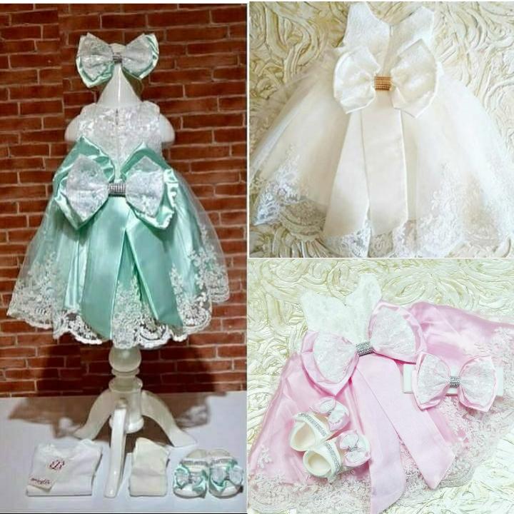 342babe5928 Комплект нарядное платье