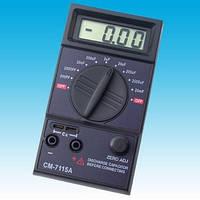 Цифровой измеритель емкости CM7115A