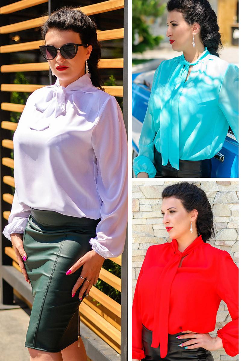 07733333eb0 Шифоновые женские блузки
