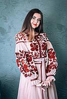 "Красивое, модное платье  "" Modern embroidery """