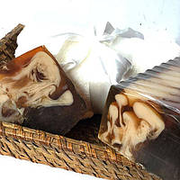 Натуральне мило «Кава з молоком» SEQUOIA