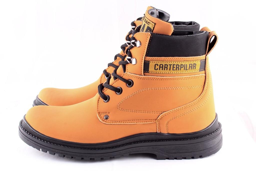 Зимние мужские ботинки в стиле CAT Размер 40