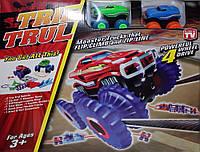 Машинки на веревках Trix Trux. Монстр трак Trix Trux 2 машинки. Magic Track