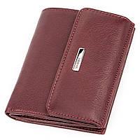 07c5e9b17576 Бордовая женская кожаная сумка в категории кошельки и портмоне в ...