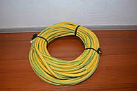 Борцовская резина жгут желтая - диаметр 12 мм, фото 1