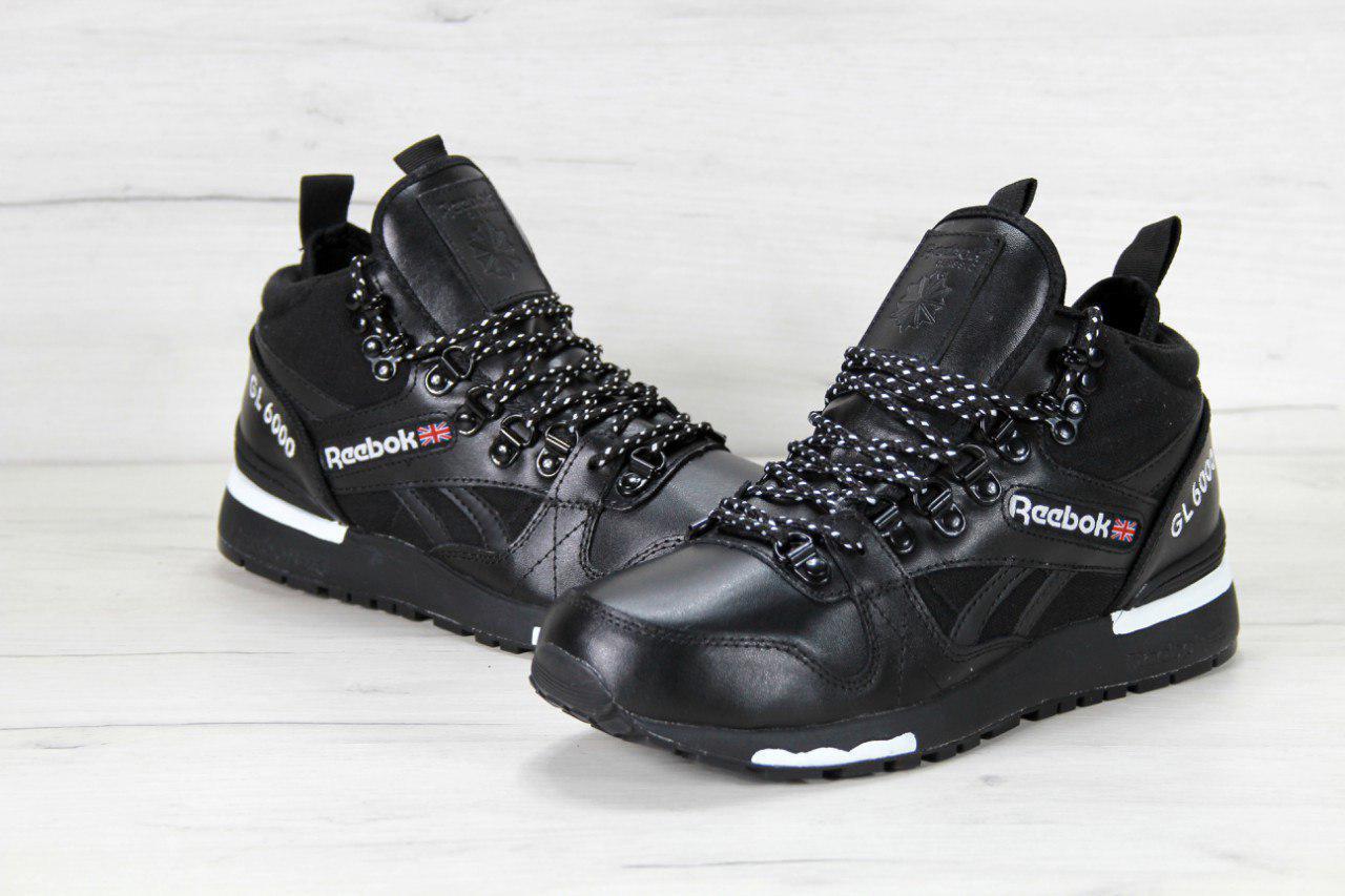 Кроссовки мужские Reebok GL6000 High 31052 черные