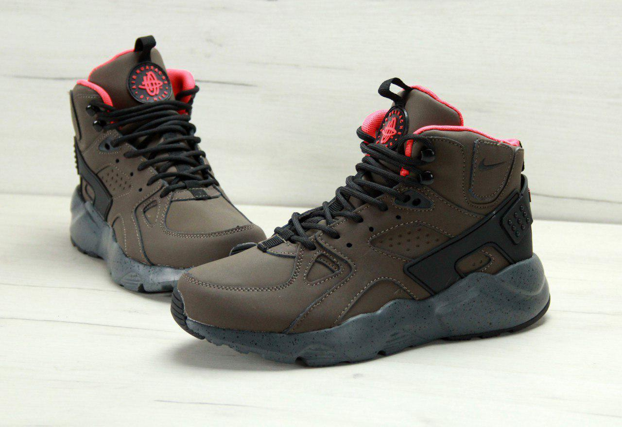 Кроссовки мужские Nike Air Huarache High Winter