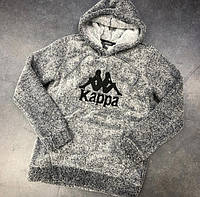 Кофта мужская Kappa D5525 серая
