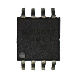 Чип W25Q64 W25Q64FVSSIG SOP8, 64Мб Flash SPI
