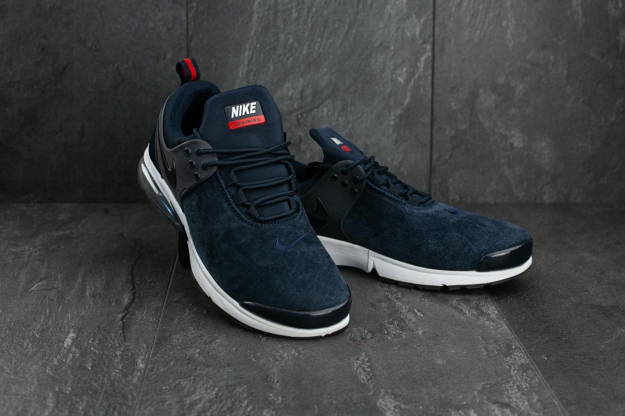 8679b05e Кроссовки A 332-3 (Nike Training) (весна-осень, мужские, замш, синий ...