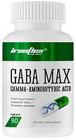 Гамма-аминомасляная кислота IronFlex - GABA MAX (90 таблеток)