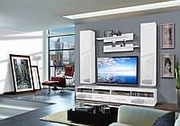 Комплект в вітальню (стенка в гостиную) Clevo 25 WW CL D2 ASM
