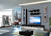 Комплект в вітальню (стенка в гостиную) Clevo 25 ZW CL Е1 ASM