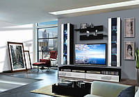 Комплект в вітальню (стенка в гостиную) Clevo 25 ZW CL Е2 ASM