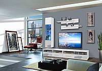 Комплект в вітальню (стенка в гостиную) Clevo 25 WW CL F1 ASM