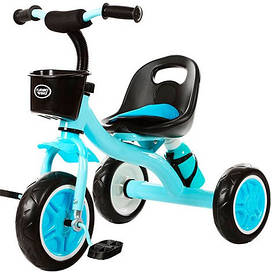 Дитячі триколісні велосипеди
