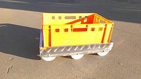 Тележка для перевозки ящиков 1