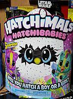 Интерактивная игрушка Хатчималс малышПонет в яйце Hatchimals HatchiBabies Ponette Spin Master Оригинал из США