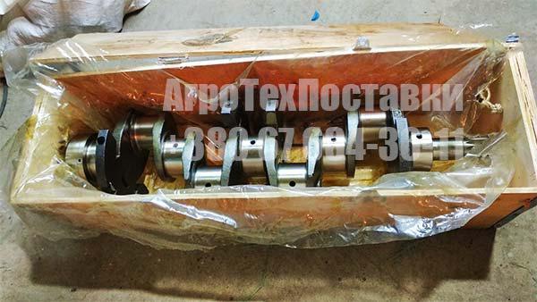 Вал коленчатый Д-240, Д-243 (упаковка деревянный ящик) (качество !). Вал колінчастий Д-240
