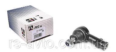 Наконечник тяги рульової Fiat Scudo, Фіат Скудо 1.6-2.0 JTD 96-06 (13mm) (L=75mm) 91-00561