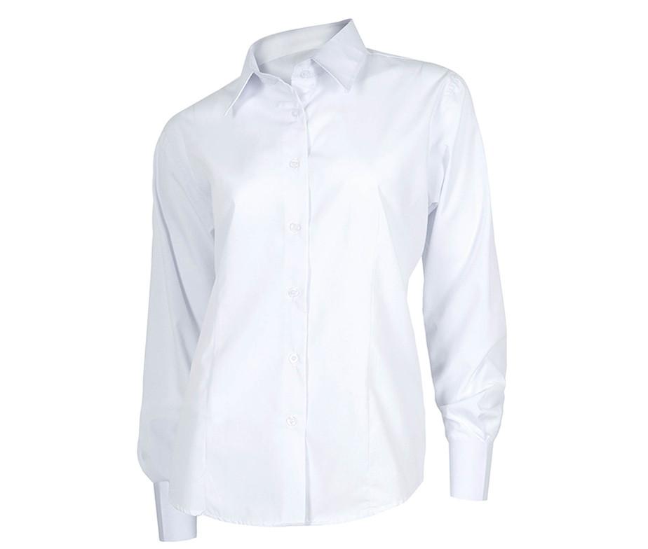 Рубашка для официанта классическая белая Atteks - 02303