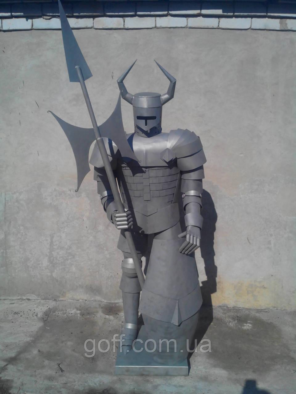 Рыцарь из металла