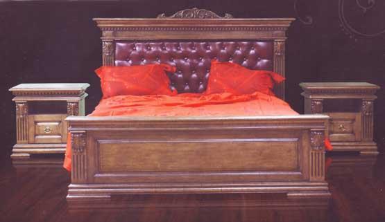 Ліжко 180 Кароліна Мебус