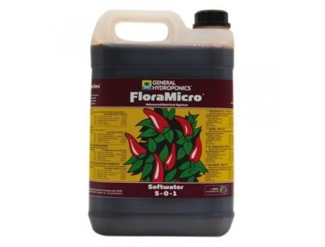 Flora Micro SW 10 ltr GHE Франция удобрение
