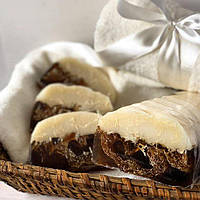НАТУРАЛЬНЕ МИЛО «Шоколад з люфою» SEQUOIA