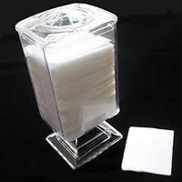 Пластиковая подставка для бумаг и салфеток