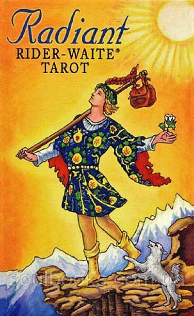 """Карты Таро """"Radiant Rider-Waite Tarot"""" (Лучезарное Таро Уэйта)"""