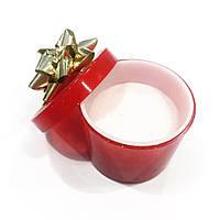 Упаковка цилиндр для ювелирных украшений, фото 1