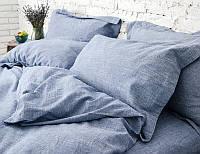 Комплект постельного белья лён L-01 2*160*220 La Scala