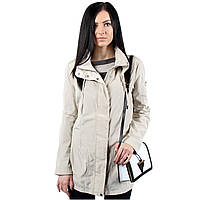 Куртка женская Geox W5220D 38 Бежевый (W5220DLST) effc91f36cd76