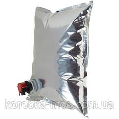 Пакет-вкладыш 10 л У металл кран ЦК