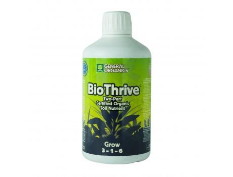 General Organics GO BioTrive Grow 0,5 ltr GHE Франция