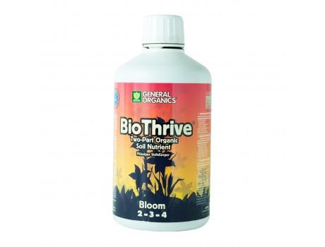 General Organics GO BioTrive Bloom 0,5 ltr GHE Франция