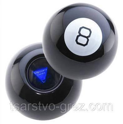 Магический Шар - предсказатель для принятия решений Magic Ball 8