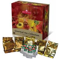 Чай черный Хайсон Коллекция Гурман Gourmet tea Collection Пакетированный 90гр 6х10штх1,5гр