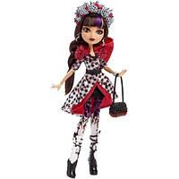 Кукла Евер Афтер Хай Сериз Худ Неудержимая весна (Ever After High Spring Unsprung Cerise Hood Doll)