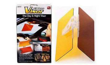 Козырек для водителей для дня и ночи HD VISION VISOR