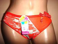 Трусики - плавки хлопковые узор с сердцами 44-46